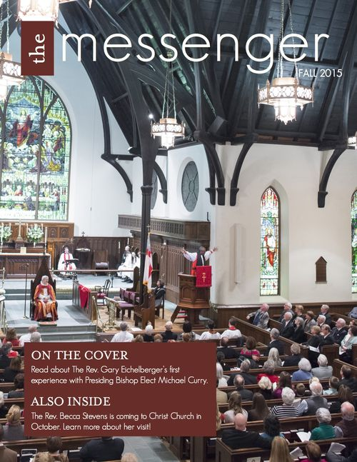 09_2015 Fall Messenger Cover